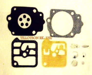Opravárenská souprava těsnění TILLOTSON RK1-HE