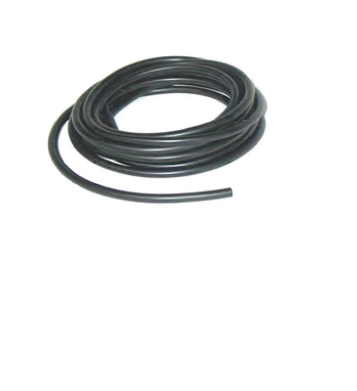 Palivová hadička gumová černá- délka 5m
