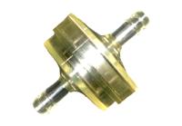 Palivový filtr 75micronů,délka:47mm,průměr:35mm