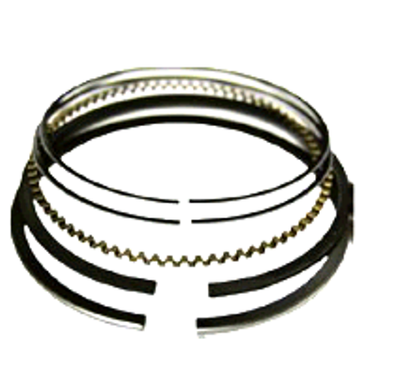 Pístní kroužky - sada (HONDA GX 160 - průměr:68mm/+.025/