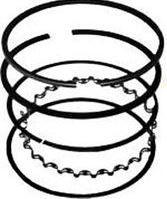 Pístní kroužky - sada (TECUMSEH 4, 5, 5.5, 6 HP Vert. & Horiz.)