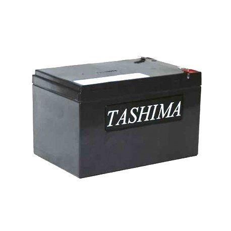 Baterie TASHIMA 12V,12Ah,+ vlevo,bez náplně (AL KO)