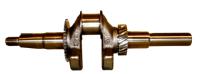 Kliková hřídel ( HONDA GX160)