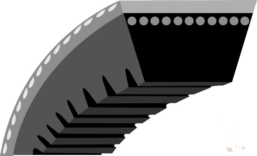 Klínový řemen (ARIENS,MTD,WHEEL HORSE)