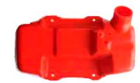 Palivová nádrž (OLEO MAC 753,755,EFCO 8460,8465,8530)