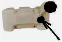Palivová nádrž (OLEO MAC SPARTA 38,42,44)