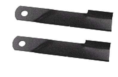 Set 2ks nožů,délka nože 297,5mm ( MTD WING model 653)