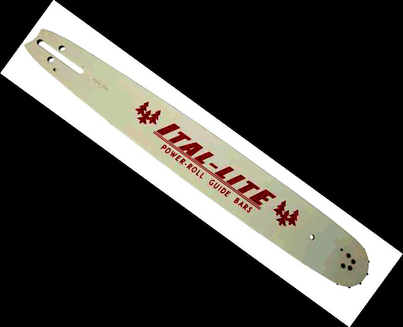 """Pilová lišta,délka 15""""( 38cm),.325"""",.050""""(1,3mm)"""