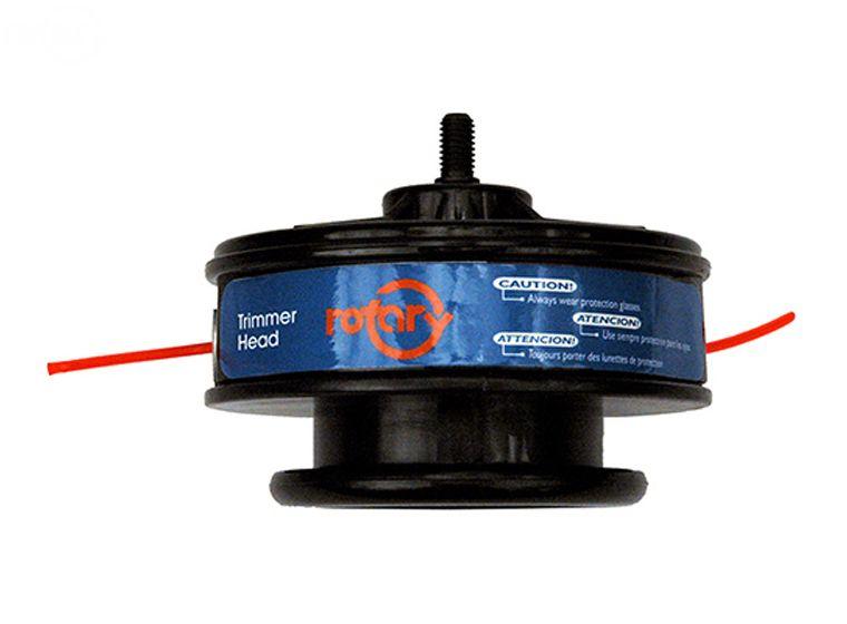 Strunová hlava pro křovinořezy,adaptér:10mm x 1.25 FLH & 8mm x 1.25 MLH