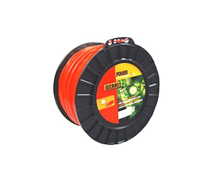 Žací struna,čtvercový průřez ,Ø2,7 mm.délka 170m