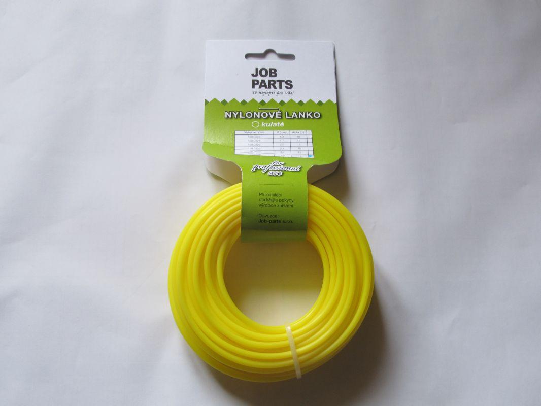 Žací struna,čtvercový průřez ,Ø 3mm,délka 9m /PROFI/