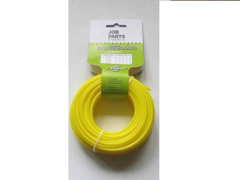 Žací struna,kulatý průřez ,Ø 3mm ,délka 15m