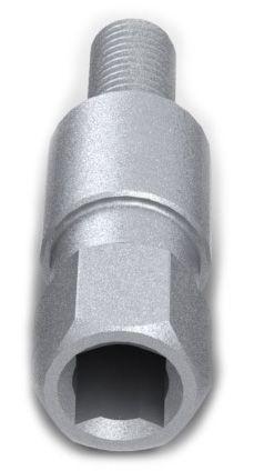 Adaptér k univerzálnímu úhlovému převodu -čtvercový průřez 6mm