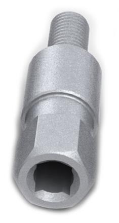 Adaptér k univerzálnímu úhlovému převodu -čtvercový průřez 5,4mm