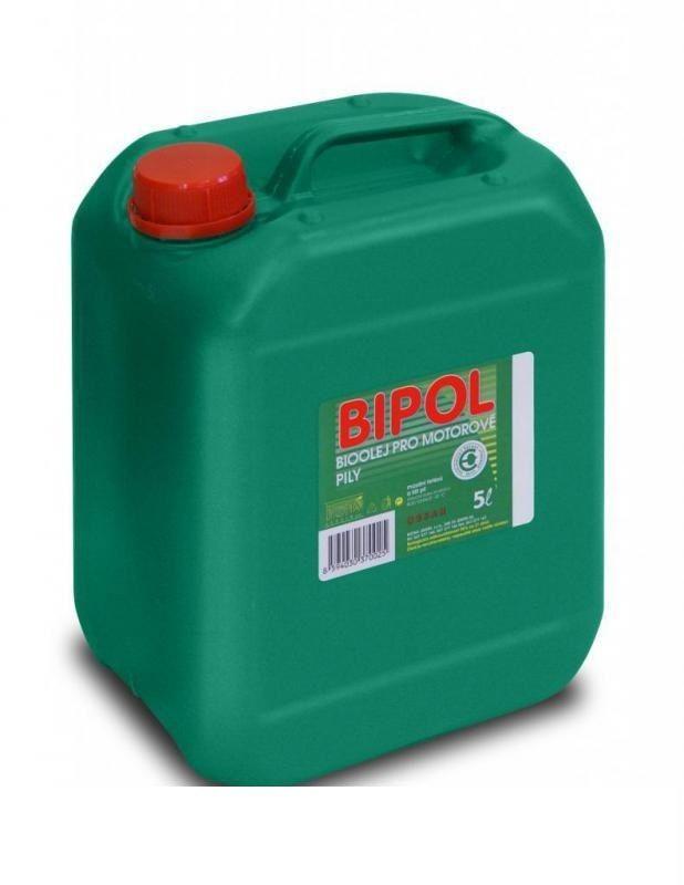 BIPOL - biologicky odbouratelný olej - 5l