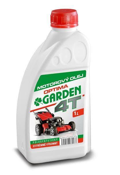 OPTIMA GARDEN 4T - semi syntetický motorový olej