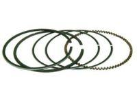 Pístní kroužky  - sada (HONDA GX 270 - 77mm /+.025mm /)