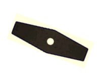 Žací nůž pro křovinořezy -2zubý, Ø 250 mm