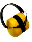 Chrániče sluchu - lehké,přizpůsobivé,do 30 dB