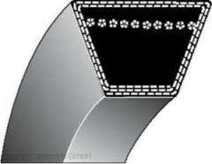 """Klínový řemen/ (pro MURRAY,rozměr:12,7x 1905mm/1/2x75""""/)"""