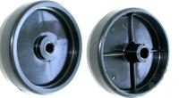Kolečko plastové  ø 127mm (MTD)