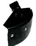 Kryt pro křovinořezy kovový  s gumovým lemem