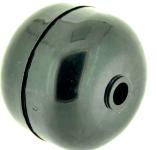 Vodící kolečko žacího krytu (CASTEL GARDEN TWIN CUT)