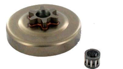 Řetězka pevná-6zubů,3/8lp (DOLMAR: PS34,MAKITA: DCS4, DCS34)