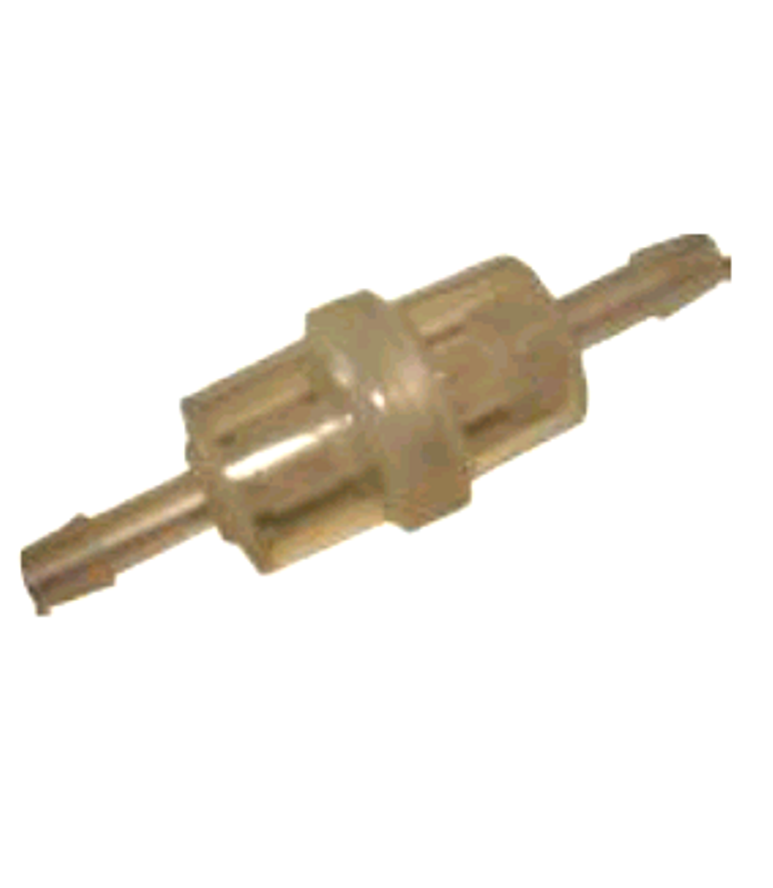 Palivový filtr - délka:62mm,průměr:16mm (JIKOV/VARI)