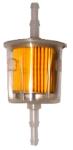 Palivový filtr pro benzinové motory