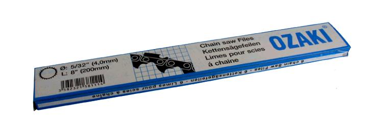 """Pilník kulatý,průměr:4mm (5/32"""")"""