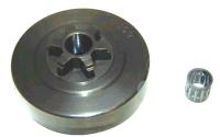 Řetězka pevná-6zubů, 3/8lp  ( STIHL 015, 015AV, 105EL)
