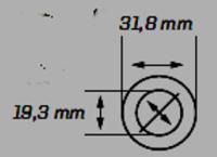 Náhradní prstenec (STANDART) 325, 7Z