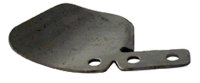 Koncovka nože,délka 93mm (WOLF) - set 2 kusy
