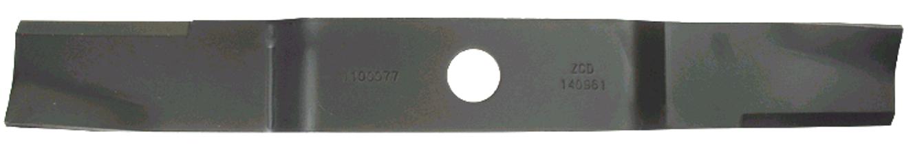 Žací nůž,délka 520mm (KUBOTA, modely:RC60ST30, B1550)