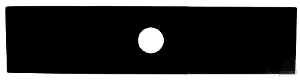 Žací nůž pro křovinořezy -2zubý, Ø 300 mm,rovný,pravotočivý